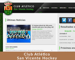 Club Atlético San Vicente Hockey